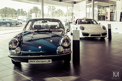 Porsche 911 Targa 4S (*AM*Photography) Tags: auto car sport automobile 911 fast exotic german porsche bergamo exclusive supercar 4s roadster targa unveil nineeleven presentazione