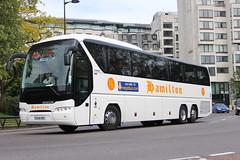OU14SRZ HAMILTON (eastleighbusman) Tags: hamilton ou14srz