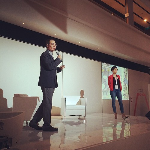@chemistryteam sharing a great story of experiences inspired from #tourism. #nextbankasia