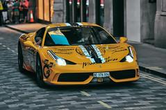 Gumball Speciale (Jordi James Hales) Tags: london cars automotive ferrari mclaren porsche bugatti 3000 lamborghini supercar gumball speciale supercars 458 aventador