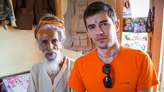 Святой Милк Баба из Катманду