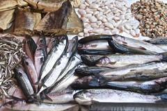 Fish Stall, Rialto Market, Venice (Peter Cook UK) Tags: venice fish market stall rialto