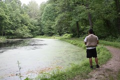 "Fishing at the pond • <a style=""font-size:0.8em;"" href=""http://www.flickr.com/photos/92887964@N02/14222204475/"" target=""_blank"">View on Flickr</a>"