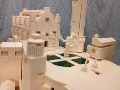 "Final build of epic microscale Minas Tirith for Brickcon 2014 • <a style=""font-size:0.8em;"" href=""https://www.flickr.com/photos/75476563@N08/14246991479/"" target=""_blank"">View on Flickr</a>"