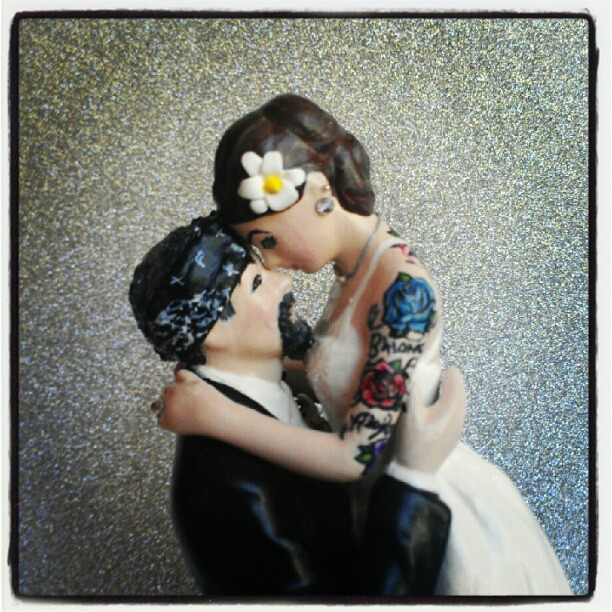 wedding cake toppers groom beard the world s best photos of bandana and cake flickr hive mind 26484