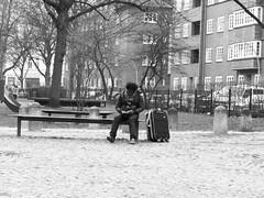 Street. Hamburg-City (fipixx) Tags: road street people urban living outdoor strasse hamburg streetscene environment leisure everyday humans strassenszene alltag gesellschaft strassen strassenleben urbanarte lebenswelt