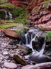 Redheugh Burn Falls (1) (Will Gell) Tags: 30 scotland waterfall nikon long exposure 10 scottish burn stop craig nd poo tamron borders haida redheugh meikle 1750mm d7000