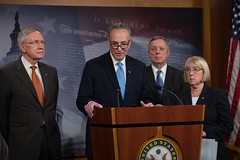 "Senate Democrats Calls On House Republicans To Act On Immigration Reform • <a style=""font-size:0.8em;"" href=""http://www.flickr.com/photos/32619231@N02/14265899353/"" target=""_blank"">View on Flickr</a>"