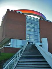 ARoS (Fif') Tags: building art museum architecture denmark rainbow contemporary musée architect nordic scandinavia aarhus danemark 2014 contemporain scandinavie danske muzej scandinave
