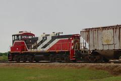 Point Comfort & Northern Railway (R R Horne) Tags: railroad texas railway lolita pcn emd pointcomfortnorthern