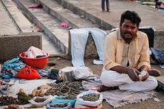 Nashik | Maharashtra (chamorojas) Tags: street india indian streetlife maharashtra streetseller nasik ghat nashik indianman