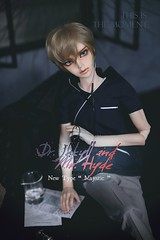 PIPOS - Midnight Crow (PIPOS Doll) Tags: majestic pipos
