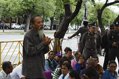 20140715-Coup de Tat day 55 (โนนดินแดง)-17 (Sora_Wong69) Tags: thailand bangkok military protest farmer anti politic coupdetat martiallaw assemblyofthepoor nondindang