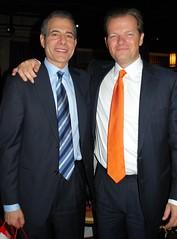 Rick Stengel & Pieter Taselaar Gala 08