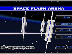 太空競技場(Space Flash Arena)