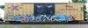 Arbe/Versuz/Plegr (quiet-silence) Tags: railroad art train graffiti railcar boxcar graff freight arbe tbox ttx fr8 kog versuz plegr tbox661603