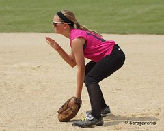 Iowa Games 2014, Softball (Garagewerks) Tags: girl field sport female ball all child sony bat sigma games iowa ames softball isu 2014 50500mm f4563 slta77v allsportiowagames2014 softballgirlfemaleyouthchildfieldballbatdiamondamesisu