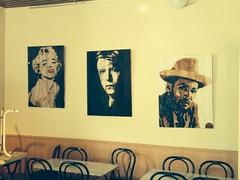 Visible au café du commerce à Quimper