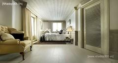 Thiết kế nội thất phòng ngủ tân cổ điển_10