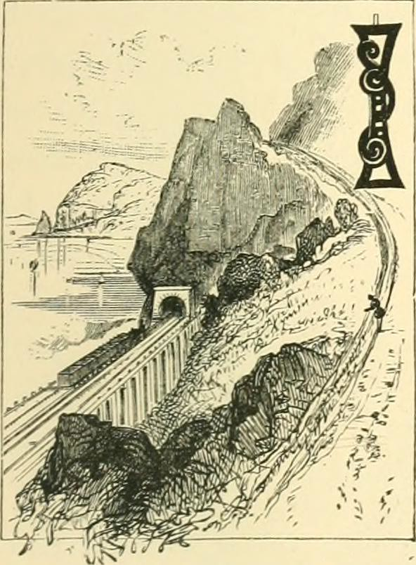 "Image from page 142 of ""Our iron roads: their history, construction and administration"" (1883)"