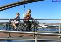 En la capital holandesa hay casi 700.000 bicicletas