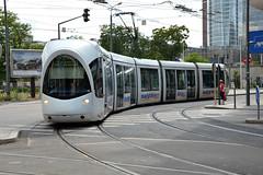 TCL 816 [Lyon tram] (Howard_Pulling) Tags: camera france french photo nikon lyon photos picture july tram trams strassenbahn 2014 howardpulling d5100