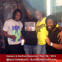 "Chronixx In Philly • <a style=""font-size:0.8em;"" href=""http://www.flickr.com/photos/92212223@N07/14607633643/"" target=""_blank"">View on Flickr</a>"