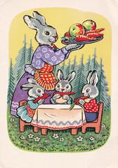 (katya.) Tags: 1969 illustration vintage postcard retro soviet ussr