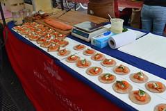 Salmon (pringle-guy) Tags: food fish nikon salmon broadwaymarket אוכל דג דגים סלמון