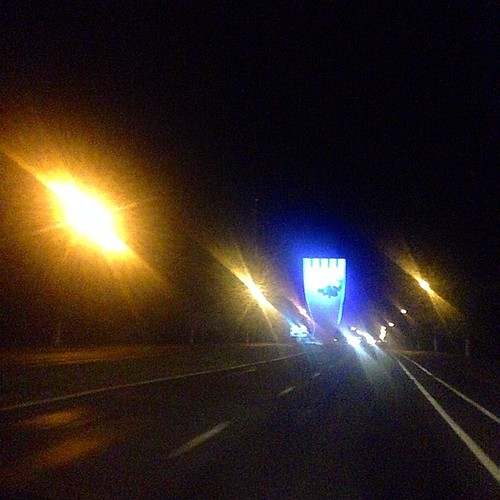 Ночная трасса #Брест-#Москва.  #дорога #атмосфера #избеларусислюбовью