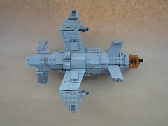 MV-26 Grasshopper VTOL Top View (.Tyler H) Tags: plane military transport jet soldiers grassho