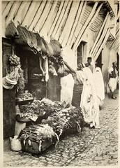 A Shop in Algiers, End of Nineteenth Century (Benbouzid) Tags: africa old painting algeria photographie postcard negro north du peinture boutique arabe maghreb algerie orientalism negre postale nord carte ancienne afrique algiers epicerie kasbah alger orientalisme mozabite