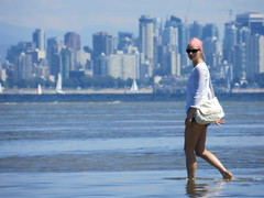If ever any beauty I did see (misiekmintus) Tags: ocean city girls sea summer woman canada beach water girl beauty vancouver women pretty bc pacific sommer playa pacificnorthwest plage dziewczyna lato seeninvancouver insidevancouver
