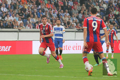 """Vorbereitungsspiel MSV Duisburg vs. FC Bayern Muenchen • <a style=""""font-size:0.8em;"""" href=""""http://www.flickr.com/photos/64442770@N03/14735118783/"""" target=""""_blank"""">View on Flickr</a>"""