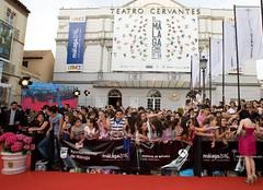 Imágenes de angy en el festival de Málaga