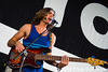 Kongos @ 89X Birthday Bash presents 2014 Mechanical Bull Tour, DTE Energy Music Theatre, Clarkston, MI - 08-01-14
