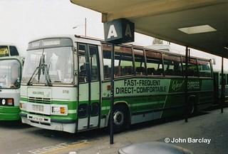 Go Wear Buses 5118 (A718ABB) - 22-03-98