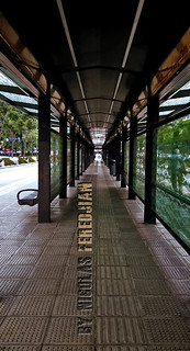 Metrobús Inter-platforms - Autonomous City of Buenos Aires