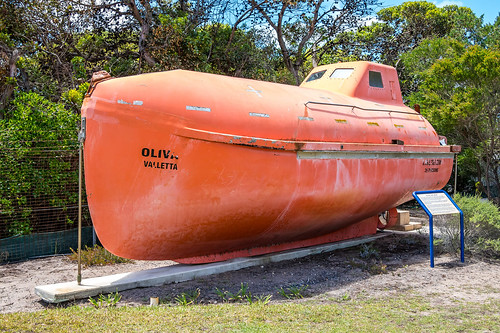 MS Olivia Lifeboat
