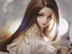 My Queen of queens (TURBOW) Tags: doll toy dollfie bjd balljointeddoll volks superdollfie sd16 tae2nd anais lapland dollflower lunarmare