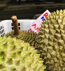 King of fruits - Durian (lu kiat) Tags: singapore durian iphone7 plus iphoneography vscocam king fruits bukit batok