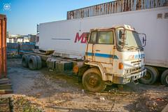 DAEWOO Truck (truckyisheng) Tags: 6x4 daewoo tata