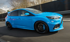 focus rs delivery day (Nick Collins Photography, Thanks for 2.5 million v) Tags: focus rs ford fast driving m3 nitrous blue hot hatch hyperhatch turbo canon 7dmk2 1018mm