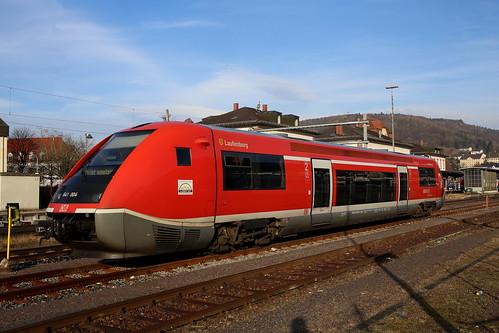 DB Regio 641 004-6 Laufenburg, Waldshut