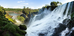 Nature is not a place to visit. It is home. (Maruša Žerjal) Tags: brazil argentina iguazu nature waterfall iguazufalls rainbow walk outdoors tourist travel hike river