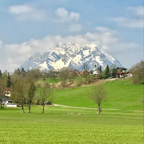 Aussicht vom Glitschnerhof