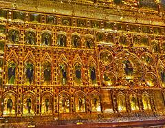 The gold of San Marco 2 (Izzy's Curiosity Cabinet in Venice Mood) Tags: venise venezia venedig venice pala doro san marco tresor joyaux hank ytou thank you ver t