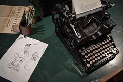Marc'Aurelio di carta (Luca Di Ciaccio) Tags: gallerianazionaleartemoderna steno