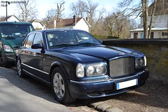 Bentley Arnage Red Label (Monde-Auto Passion Photos) Tags: auto automobile voiture vehicule bentley arnage red label berline sportive luxe france barbizon