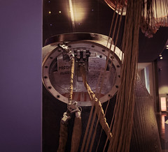 Tim Peake's Soyuz TMA-19M Spacecraft (Mike Turner) Tags: rocket baikonur leicaqtyp116 kazakhstan capsule soyuz astronaut internationalspacestation roskosmos rkkenergia uk cosmodrome leicaq spacecraft russia russian soyuztma19m leicaqtype116 spacecapsule space sciencemuseum soyuzfg yurimalenchenko commandmodule esa leica london majortimpeake timkopra soyuzcapsule thesciencemuseum spacerocket iss timpeake cosmonaut reentry europeanspaceagency